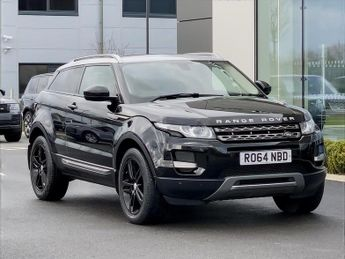 Land Rover Range Rover Evoque 2.2 Sd4 Pure 3Dr [Tech Pack]
