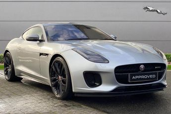 JAGUAR F-Type 3.0 [380] Supercharged V6 R-Dynamic 2Dr Auto Awd