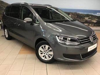 Volkswagen Sharan 2.0 Tdi Scr 150 Se Nav 5Dr Dsg