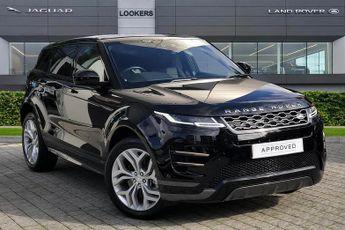 Land Rover Range Rover Evoque 2.0 D180 R-Dynamic Se 5Dr Auto