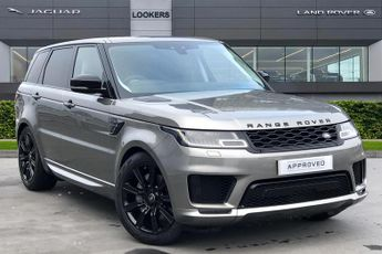 Land Rover Range Rover Sport 3.0 V6 S/C Hse Dynamic 5Dr Auto