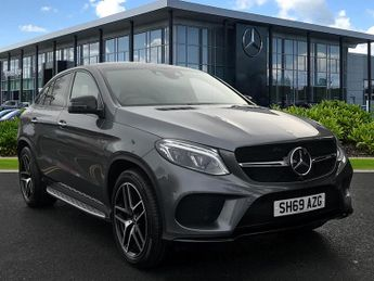 Mercedes GLE Gle 43 4Matic Night Edition 5Dr 9G-Tronic