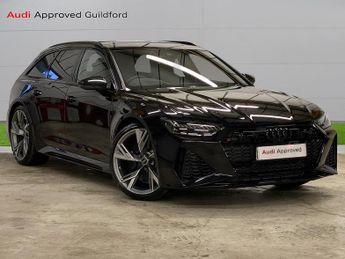 Audi RS6 Rs 6 Tfsi Quattro Vorsprung 5Dr Tiptronic