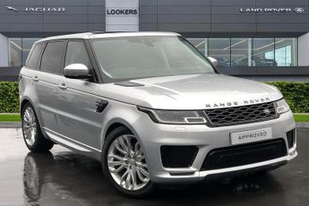 Land Rover Range Rover Sport 3.0 Sdv6 Hse Dynamic 5Dr Auto [7 Seat]