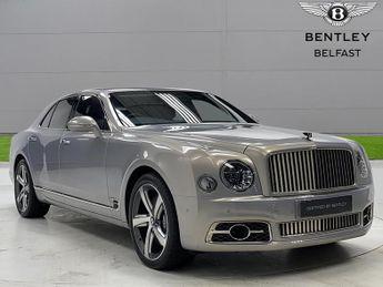 Bentley Mulsanne 6.8 V8 Speed 4Dr Auto