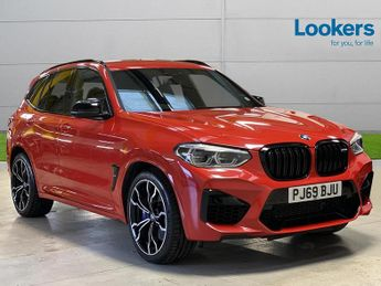 BMW X3 Xdrive X3 M Competition 5Dr Step Auto