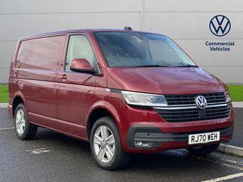 Volkswagen Transporter 2.0 Bitdi 199 Highline Van Dsg