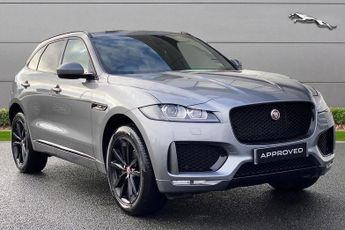 JAGUAR F-Pace 2.0D [240] Chequered Flag 5Dr Auto Awd