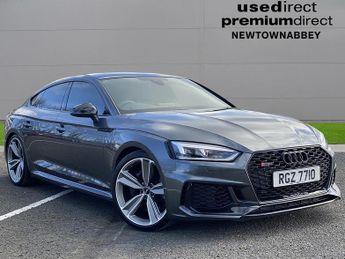 Audi RS5 Rs 5 Tfsi Quattro Audi Sport Edn 5Dr Tiptronic