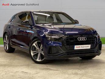 Audi Q8 50 Tdi Quattro Edition 1 5Dr Tiptronic