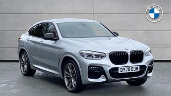 BMW M4 X4 M40D