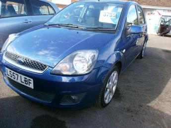 Ford Fiesta 1.4 Zetec Blue 5dr