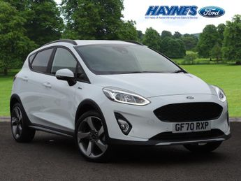 Ford Fiesta 1.0 EcoBoost 95 Active Edition 5dr