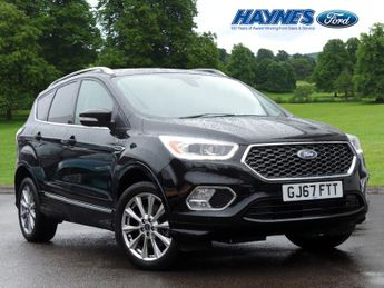 Ford Kuga 2.0 TDCi 180 5dr Auto