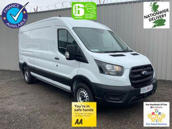 Ford Transit 350 L3h2 2.2 130 Bhp Lwb Leader Ecolbue **as New **