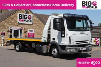 Iveco Eurocargo Ml75e18 Euro 4 7.5ton 20ft Tilt + Slide Recovery With Spec Lift