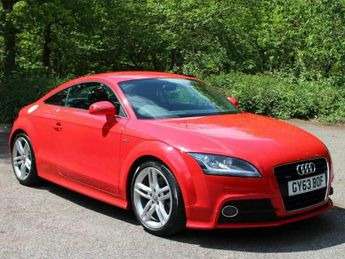 Audi TT TDI Quattro S Line just 34,000 Miles Excellent Condition