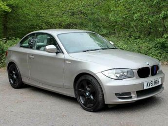 BMW 120 120d SE Coupe Full Leather with Full Service History