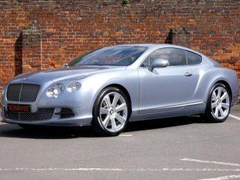 Bentley Continental 6.0 W12 GT Mulliner Driving Spec. - Naim - Reversing Cam