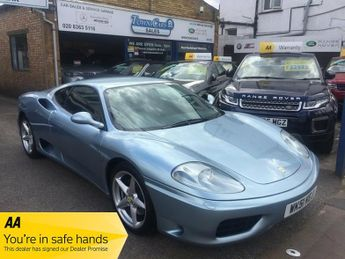 Used Ferrari 360 Cars For Sale Second Hand Nearly New