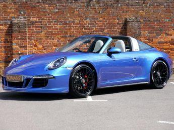 Porsche 911 TARGA 4 GTS PDK - BOSE - Sport Chrono - PDLS
