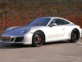 Porsche 911 991 Gen.2 Carrera 4 GTS PDK - BOSE - PDC - Sport Exhaust - Sport