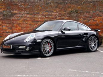 Porsche 911 997 Gen. 2 Turbo PDK - DEPOSIT TAKEN - SIMILAR REQUIRED
