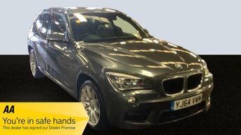 BMW X1 XDRIVE20d M SPORT AUTOMATIC