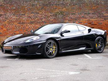 Ferrari 430 F1 Coupe - Carbon Ceramic Brakes - Daytona Upholstery - £10k jus