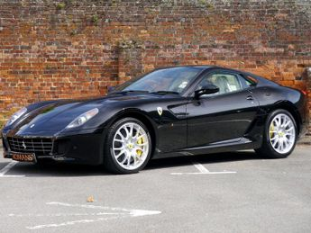 Ferrari 599 F1 Fiorano - Carboceramic Brakes - Carbon Interior - Carbon Dayt