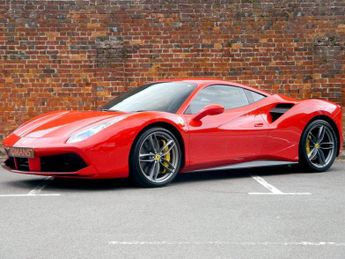 Ferrari 488 GTB F1 DCT Auto - Great Specification - Immaculate