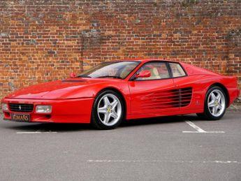 Ferrari 512 TR 4.9 2dr - Stunning UK Example