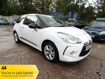 Citroen DS3 DSTYLE ( 1 OWNER + FINANCE AVAILABLE )