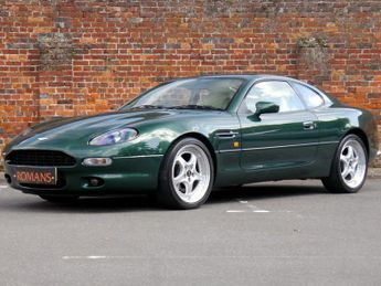 Aston Martin DB7 DB7 i6 3.2 Coupe Manual - Low Mileage - Rare Vehicle