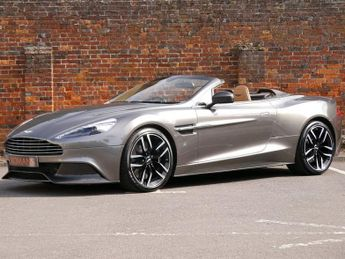 Aston Martin Vanquish Volante V12 Touchtronic III - SOLD SIMILAR CARS WANTED!!!