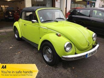 Volkswagen Beetle Karmann cabriolet 1303 LS