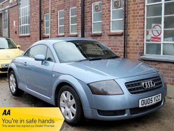 Audi TT T 180BHP Alloys Blue AC Leather interior PX to Clear as is