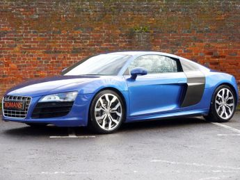 Audi R8 V10 Quattro 6sp Manual - Big Specification - FSH