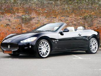 Maserati GranCabrio GranCabrio