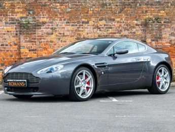Aston Martin Vantage V8 - DEPOSIT TAKEN - SIMILAR CARS REQUIRED!