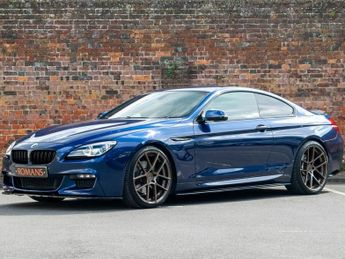BMW 640 640d M SPORT - Over £10K Of Extras - Low Mileage - FSH