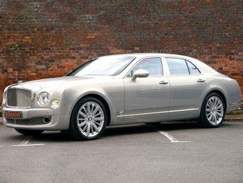 Bentley Mulsanne 6.75 V8 Auto -DEPOSIT TAKEN-SIMILAR REQUIRED