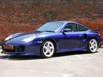 Porsche 911 Turbo 996 Manual - Aero Kit - X50 Pack - Carbon Pack