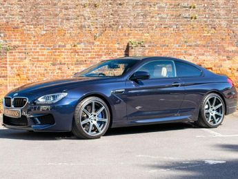 BMW M6 M6 - Only Done 3K Miles - BMW Extended Warranty