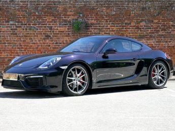 Porsche Cayman GTS Manual - BOSE - Sport Chrono - Sport Exhaust