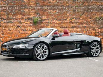 Audi R8 SPYDER V10 QUATTRO - Low Mileage - Great Condition