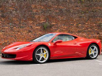 Ferrari 458 DEPOSIT TAKEN - WE WANT SIMILAR CARS!