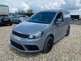 Volkswagen Caddy C20 PLUS TDI NO VAT. IMMACULATE VAN