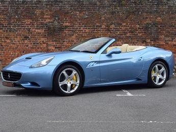 Ferrari California 2 PLUS 2 - DEPOSIT TAKEN - SIMILAR CARS REQUIRED!