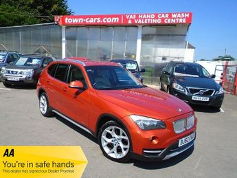 BMW X1 XDRIVE 20d XLINE 1 FORMER LOCAL OWNER FULL BMW SERVICE HISTORY C